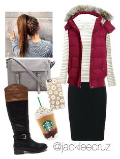 """""""Preppy preppy"""" by jackieecruz on Polyvore featuring Jonathan Simkhai, Fat Face, Casetify, women's clothing, women, female, woman, misses and juniors"""