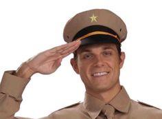 Civil War Costume Hats and Headgear German Shepherd Costume, Military Costumes, Military Officer, Navy Marine, Costume Hats, Headgear, Costume Accessories, Ww2, Vietnam