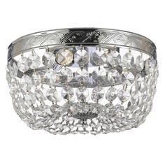 Harrison Lane French Empire Crystal T40-45 Chandelier - T40-458
