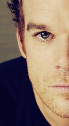 This man has the most beautiful eyes!