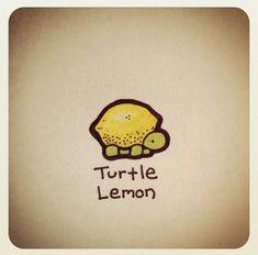 Cute Turtle Drawings, Easy Drawings, Animal Drawings, Tiny Turtle, Turtle Love, Simple Cartoon, Cute Cartoon, Tortoise Drawing, Kawaii Turtle
