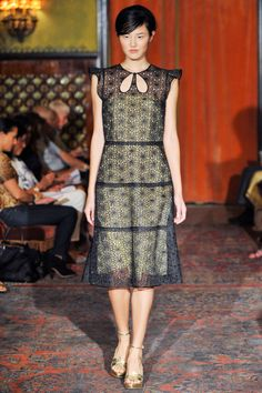 Behnaz Sarafpour Spring 2013 RTW Collection - Fashion on TheCut
