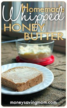 This Whipped Butter is SO easy to make, it's delicious, and it's a GREAT way to stretch butter and save a little money. Plus, you can get creative and add different spices or seasonings to change up the flavors. You've got to try this!