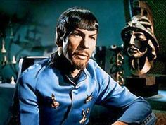 Even Spock has sported a beard! (in an alternate universe of course, but it still counts!)