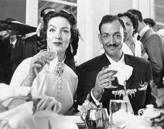 Boda de María Félix y Jorge Negrete, 1952
