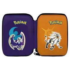 Buy NEW Nintendo 3DS XL Pokemon Sun and Moon Pouch at Argos.co.uk, visit Argos.co.uk to shop online for Nintendo 3DS, 2DS and DS accessories, Pre-order games