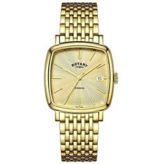 Rotary Men's Gold Plated Windsor Cushion Watch Our Price Gold Plated Bracelets, Metal Bracelets, Rotary Watches, Jewellery Uk, Jewelry, Traditional Design, Gold Watch, Bracelet Watch, Watches For Men
