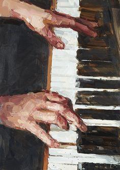 Cool Art Drawings, Art Sketches, Piano Art, Arte Sketchbook, Easy Canvas Art, Art Hoe, Ap Art, Art Abstrait, Renaissance Art