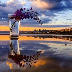Ben bunu bu sabah çektim. Ve akşamı bekleyemeyeceğim. Paylaşıyorum. I took this photo this morning and I can't wait until the evening so I am sharing it.#sky_perfection #fotozamani#istanbuldayasam #turkishfollowers #colors_of_day #allshotsturkey #hayatakarken #createart #anlatistanbul #ptk_sky#sky_sultans #igersmood #hayatakarken#bir_dakika #gununkaresi  #splendid_reflections #reflecting_perfection #skymasters_family #gununkaresi #world_bestsky#photo_storee #turkportal…