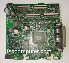 Formatter ( Logic Card ) Main Board - HP Deskjet 640c