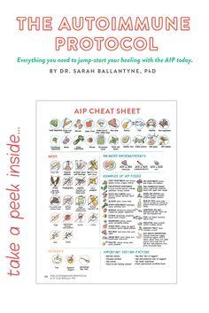 The Autoimmune Protocol e-book ~ The Paleo Mom Health Blog, Health And Fitness Magazine, Autoimmune Diet, Aip Diet, Sjogrens Syndrome Diet, Diet Books, Anti Inflammatory Recipes, Healing, Discoid Lupus