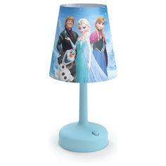 Traumhafte Disney Frozen Tischleuchte - Die Eiskönigin