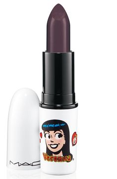 MAC Archies Girls - Veronica Collection - Boyfriend Stealer- maybe I should try this and some bangs lol idk if I could pull the lipstick off.