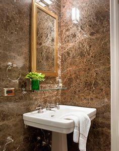 Bathroom Marble Brown Interior Design Ideas For 2019 Bathroom Vanity Decor, Master Bedroom Bathroom, Master Bath, Bathroom Ideas, Bathroom Designs, Bathroom Makeovers, Boho Bathroom, Downstairs Bathroom, Bath Ideas