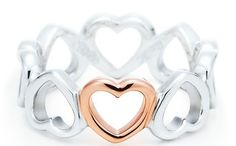 Tiffany Hearts Ring...I've wanted this fucker for ages and still don't have it :-(