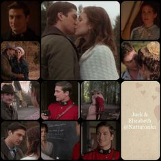 J&E moments! @erinkrakow @DLissing #WhenCallstheHeart #Hearties @WCTH_TV @Hallmark Channel still SO EXCITED..S2!❤️ pic.twitter.com/VElclnPqOq