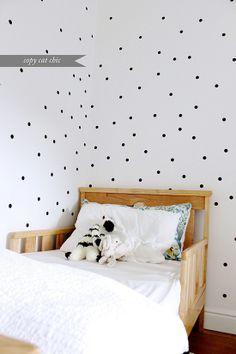 Mejores 26 Imagenes De Habitaciones En Blanco Y Negro En Pinterest - Habitaciones-infantiles-en-blanco