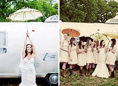 airstream wedding.  this is pretty awesome.  i'd like to have an airstream party..any excuse to put on a dress, boots and party and a trailer!  wait, i'm doing that next week!