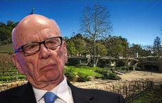 Rupert Murdoch Buys $30M Private Vineyard in L.A.