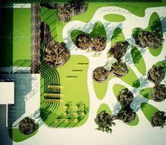 Urban Garden Design Public Park With Children Playground Park Landscape, Landscape Plans, Urban Landscape, Playground Design, Children Playground, Park Playground, The Plan, How To Plan, Landscape Architecture Design