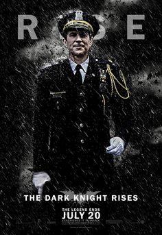 Fan made Poster for The Dark Knight Rises by messenjahmatt.com