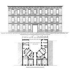Karl Friedrich Schinkel - Generic Exterior/ Specific Interior
