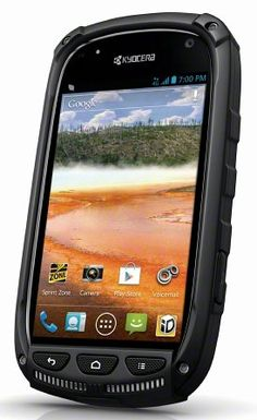 Sprint's new Kyocera Torque smartphone is water-proof, dirt-proof, and drop-proof-the perfect phone for parents. Kyocera Torque review and giveaway.