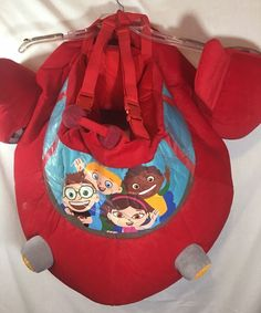 disney little einsteins red pat pat rocket costume halloween dress play in toys hobbies