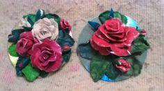 #розы#пластилин