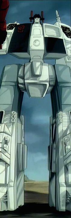 "Transformersm G1 Metroflex (Metroplex) (from ""Scramble City: Mobilization"")"