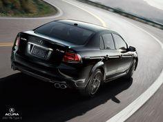 Acura TL Type S Acura TL Type S 2007 – Top Car Magazine