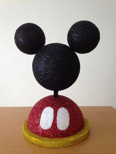 Centro De Mesa De Mickey O Minnie