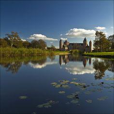 Castle Westhove, Oostkapelle, Zeeland, The Netherlands