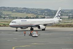 "AEGEAN Thessaloniki International Airport ""Macedonia"" IATA: SKG – ICAO: LGTS"