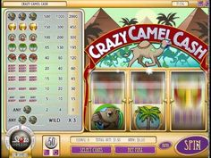 Crazy Camel Cash MOBILE and ONLINE Slot for FREE PLAY - USA No Deposit  Mobile Games