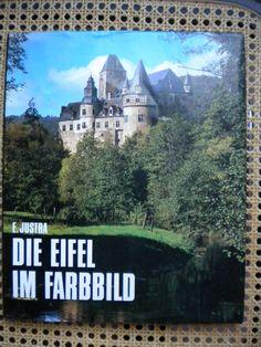 Buch Justra: Die Eifel im Farbbild Bildband mehrsprachig Mosel Rhein Luftbilder