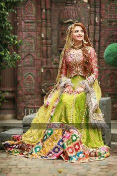 Pakistani Bride pinned by #sidrahYounas                                                                                                                                                                                 More