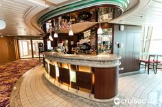 Cafe Latte-tudes (Deck 5): This coffee bar serves up specialty a la carte coffees and sweet treats, like cookies and cakes. Coffees cost around $3 or $4. Jewel Of The Seas, Cruise Port, Caribbean Cruise, Barbados, Latte, Set Sail, Jewels, Cruises, Sweet Treats