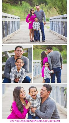 Our Christmas Family Photo Shoot With Iliasis Muniz Photography Magenta Grey And White Outfit Ideas