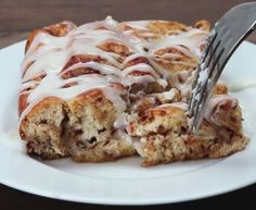 Cinnamon Roll French Toast Bake by Tasty