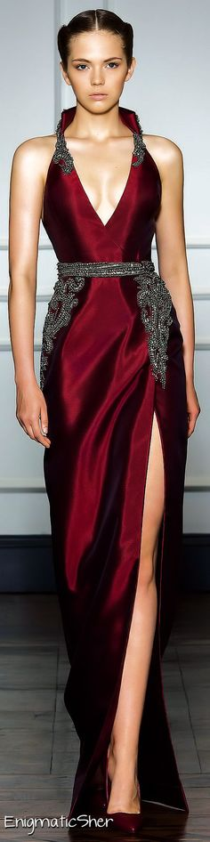 Dilek Hanif Haute Couture Fall Winter 2014-15