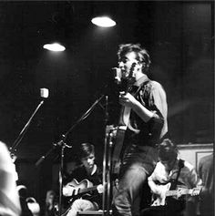 John Lennon rocking Hamburg