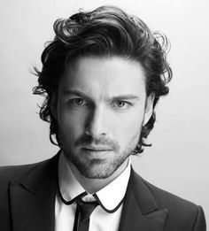 How To Make Your Hair Wavy For Men