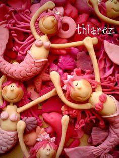 under the pink sea by ~thiarez on deviantART