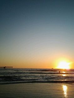 Ocean Beach Pier San Diego California