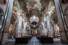 https://flic.kr/p/riX49L | Church of St. Nicholas | Prague, Czech Republic