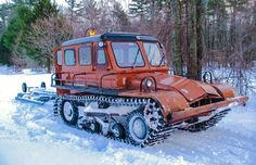 Aktiv Snow-Trac with groomer, I've decided this is the main ride I need to add to my fleet - then I can groom my own trails for snowmobiling.