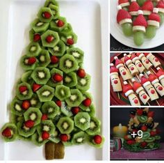 Christmas snacks for Christmas dinner treat at school; Make easy and quick kids& snacks for Christmas breakfast, high tea or lunch.nl - Christmas snacks for Christmas dinner at school; Easy and quick to make also for Christmas bre - Best Christmas Recipes, Christmas Party Food, Xmas Food, Christmas Brunch, Christmas Breakfast, Christmas Appetizers, Christmas Cooking, Christmas Goodies, Christmas Desserts