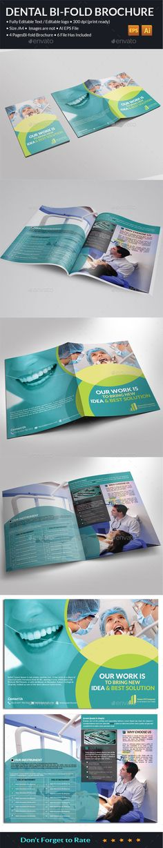 Fitness Gym Media Kit Brochure Template PSD #design Download http - fitness brochure