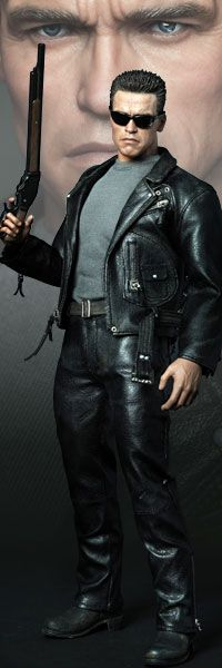 T-800 1:6 Scale Collectible Figure - Terminator 2: Judgment Day